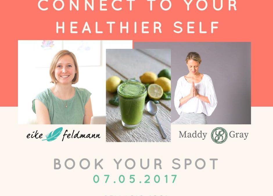 Hamburg meets Nord-Italien – Connect to your Healthier Self Workshop in Bellagio