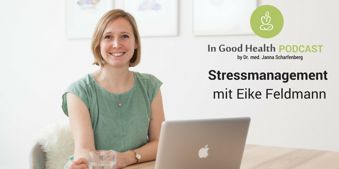 Podcast-Interview bei In Good Health