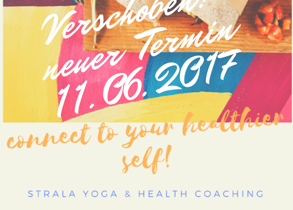 Connect to your Healthier Self Workshop in Hamburg